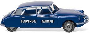 WIKING 086433 Citroen ID 19 Gendarmerie Blaulichtmodell 1:87 kaufen