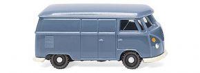WIKING 093203 VW T1 Kastenwagen taubenblau | Automodell 1:160 kaufen