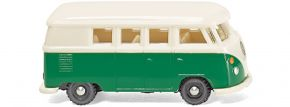 WIKING 093204 VW T1 Bus weiß/grün | Modellauto 1:160 kaufen