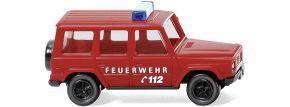 WIKING 093404 MB G-Klasse Feuerwehr | Blaulichtmodell 1:160 kaufen