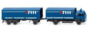 WIKING 094006 Pritschenlastzug (MB) Spur N | 1:160 kaufen