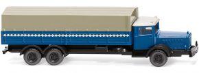 WIKING 094306 MB L 10000 mit Pritsche | LKW-Modell 1:160 kaufen