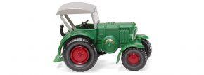 WIKING 095137 Lanz Bulldog mit Dach   Traktor-Modell 1:160 kaufen