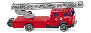 WIKING 096203 Magirus Feuerwehr DL 30 | Automodell 1:160 kaufen
