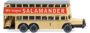 WIKING 097303 Berliner Doppeldeckerbus D 38 Bus-Modell 1:160 kaufen