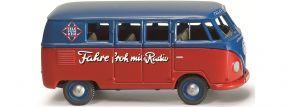 WIKING 878802 VW T1 (Typ 2) Bus Telefunken | MC-Vedes | Modellauto 1:87 kaufen