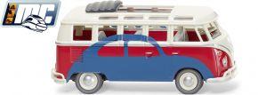 WIKING 879705 VW T1 Sambabus Käfer  | MC-Vedes | Modellauto 1:87 kaufen
