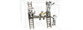 WOODLAND SCENICS WA2174 Maler | 12-tlg. Set | Figuren Spur N kaufen