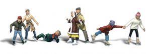 WOODLAND SCENICS WA2184 Eisläufer | 7-tlg. Set | Figuren Spur N kaufen