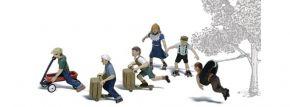 WOODLAND SCENICS WA2198 Spielstunde | 7-tlg. Set | Figuren Spur N kaufen