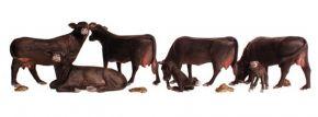 WOODLAND SCENICS WA2217 Schwarze Angus-Rinder | 11-tlg. Set | Figuren Spur N kaufen