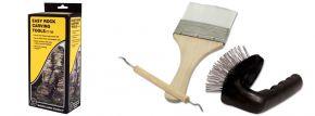 WOODLAND SCENICS WC1185 3-tlg. Werkzeugset zur Felsbearbeitung | Anlagenbau kaufen