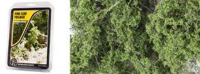 WOODLAND SCENICS WF1131 Feine Belaubung mittelgrün | Anlagenbau kaufen