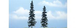 WOODLAND SCENICS WTR1621 Fichte   2 Stück   Höhe 12,7 cm und 10,1 cm   für Spur H0, TT, N kaufen