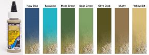 WOODLAND SCENICS WCW4524 Wasserfarbe gelber Schlamm zum Färben von Modellwasser kaufen
