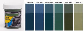 WOODLAND SCENICS WCW4533 Grundierung für Modellwasser moosgrün Acrylfarbe kaufen
