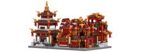XINGBAO 01102 Street view rot 2 | 4in1 | Gebäude Baukasten kaufen