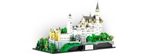 XINGBAO 05002 Schloss Neuschwanstein | 7437 Teile | Gebäude Baukasten kaufen