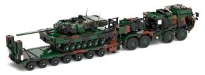 XINGBAO 06046 SLT Mammut Schwerlasttransporter Bundeswehr | Truck Baukasten kaufen