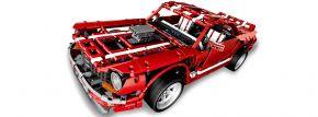 XINGBAO 07001 Muscle Car rot | Auto Baukasten kaufen