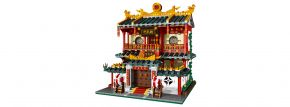 XINGBAO 01004 Martial arts school | Gebäude Baukasten kaufen