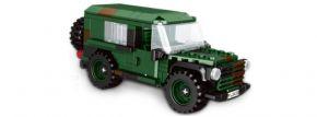 XINGBAO XBA06041 Geländewagen Wolf Bundeswehr | Fahrzeug Baukasten kaufen