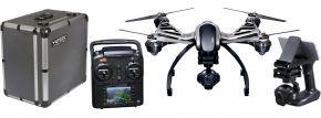 YUNEEC Q5004K Typhoon Copter 2.4GHz FPV RTF   Set mit Alu-Koffer   RC Drohne kaufen
