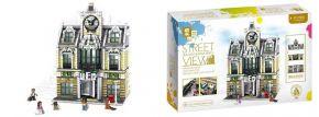 Zhe Gao QL0922 Europäisches Einkaufszentrum | Gebäude Baukasten kaufen