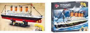 Zhe Gao QL0958 Titanic | Schiff Baukasten kaufen