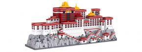 Zhe Gao QL0960 Der Potala Palast | Gebäude Baukasten kaufen