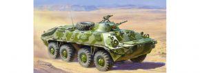 ZVEZDA 3557 BTR-70 APC Schützenpanzer | Militär Bausatz 1:35 kaufen