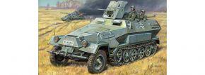 ZVEZDA 3588 WWII Dt. Sd.Kfz.251/10 Halbkette | Panzer Bausatz 1:35 kaufen