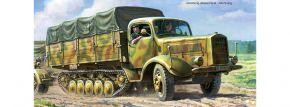ZVEZDA 3603 Maultier L-4500R Halbketten-LKW |  Militär Bausatz 1:35 kaufen