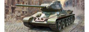 ZVEZDA 3687 T-34/85 Mod. 1944   Militär Bausatz 1:35 kaufen