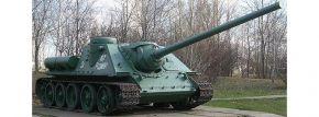 ZVEZDA 3688 SU-100 Tank Destroyer   Panzer Bausatz 1:35 kaufen