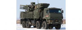ZVEZDA 3698 Pantsir S1 Anti Aircraft System | Militär Bausatz 1:35 kaufen