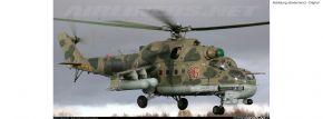 ZVEZDA 4812 MIL MI-24P Kampfhubschrauber | Hubschrauber Bausatz 1:48 kaufen