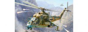 ZVEZDA 4823 MIL Mi-24V/VP(HIND)Combat | Hubschrauber Bausatz 1:48 kaufen