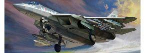 ZVEZDA 4824 Sukhoi SU-57 | Flugzeug Bausatz 1:48 kaufen