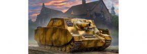 ZVEZDA 6244 Sturmpanzer IV Brummbär | Panzer Bausatz 1:100 kaufen