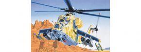 ITALERI 014 MIL-24 Hind D/E | Helikopter Bausatz 1:72 kaufen