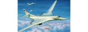 ZVEZDA 7002 Tupolev TU-160 Blackjack | Flugzeug Bausatz 1:144 kaufen