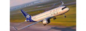 ZVEZDA 7037 Airbus A320 neo | Flugzeug Bausatz 1:144 kaufen
