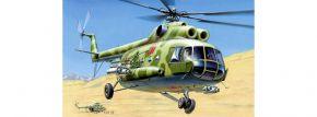 ZVEZDA 7230 MIL MI-8T Soviet Helicopter | Hubschrauber Bausatz 1:72 kaufen