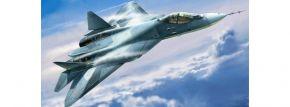 ZVEZDA 7275 Sukhoi T-50 (SU-50) | Flugzeug Bausatz 1/72 kaufen