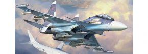 ZVEZDA 7314 Sukhoi SU-30 SM Flanker C | Flugzeug Bausatz 1:72 kaufen