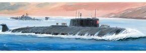 ZVEZDA 9007 Russisches Atom U-Boot K-141 Kursk | Bausatz 1:350 kaufen
