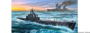 ZVEZDA 9041 Sovietisches U-Boot Shcuka-Klasse | U-Boot Bausatz 1:144 kaufen