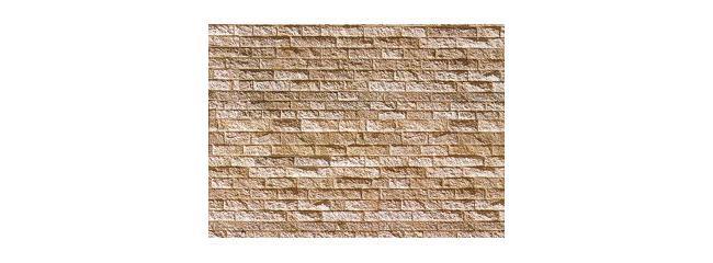FALLER 170617 Mauerplatte Basalt   25 cm x 12,5 cm   Spur H0