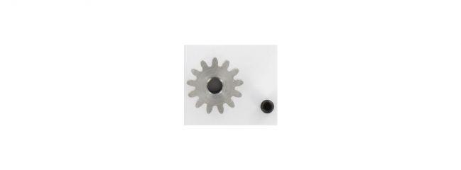 CARSON 500013403 Motorritzel | 13 Zähne | Modul 0,8 | Stahl